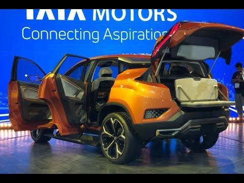 Upcoming Tata Cars 2018 - 2019   Auto Galaxy