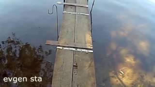 Рыбалка на пенопласт Тонкости успеха