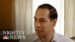 Castro Talks Easing Tax Burden On Middle Class And What Matters To 2020 Voters | NBC Nightly News