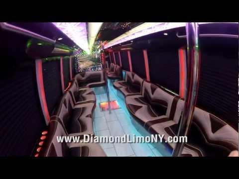 Diamond Edition Party bus  50 passenger