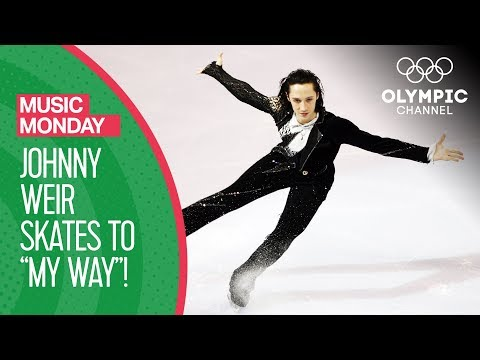 Download Youtube: Johnny Weir Skates to