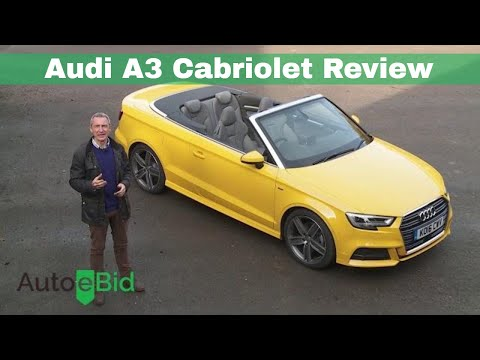 2018 Audi A3 Cabriolet Review