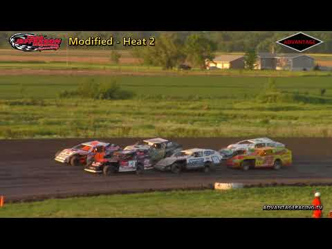 Modified Heats - Park Jefferson Speedway - 6/2/18
