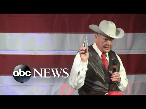 Calls grow for Roy Moore to leave Senate race