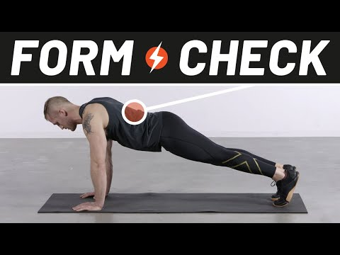 How to Perfect Your Pushup | Form Check | Men's Health