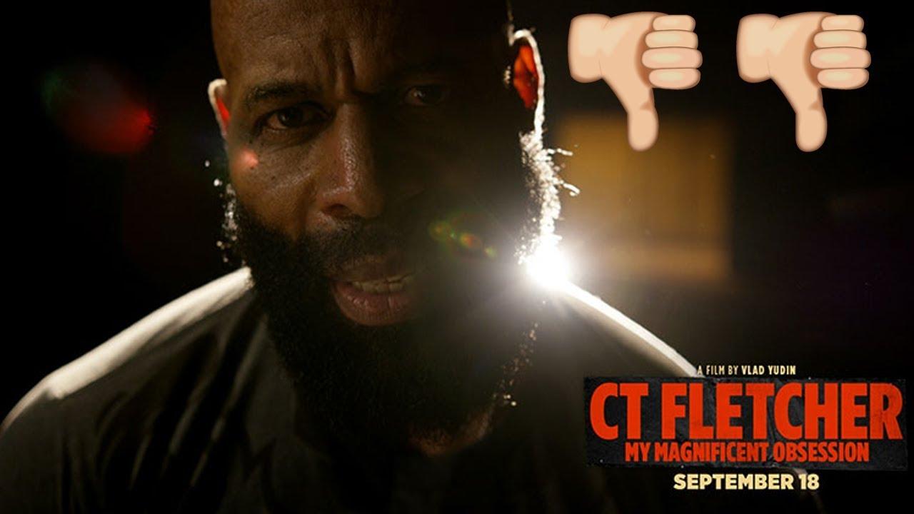 Exercises in Futility - CT Fletcher's Sappy Movie Trailer