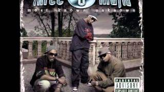 Side 2 Side - Three 6 Mafia ft.Kanye West (MOST KNOWN UNKNOWN)