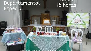 Reunião Departamental Especial - Encerramento Mês do Lar
