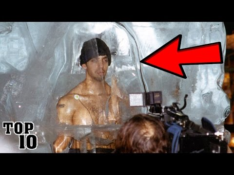 Top 10 People Who Were Frozen In Time
