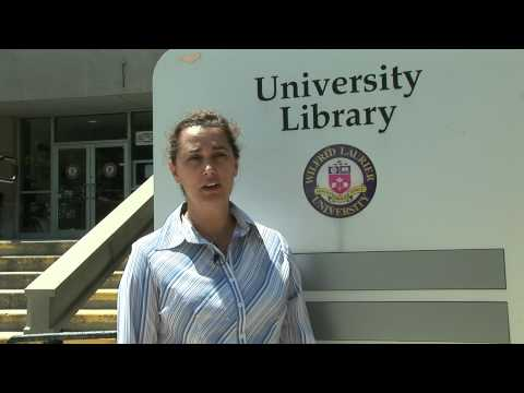 Wilfrid Laurier University - Library
