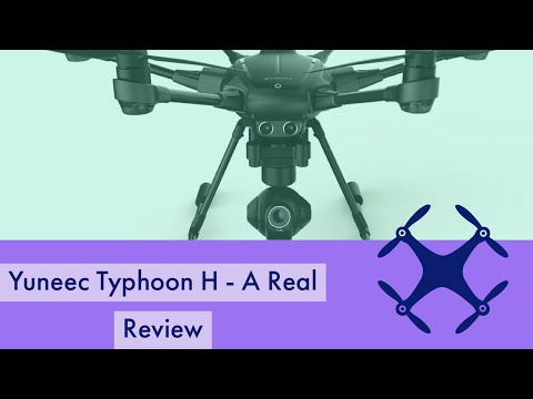YUNEEC TYPHOON H - AN AVERAGE PERSON REVIEW
