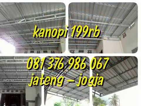 Harga Baja Ringan Per Meter Lampung Tele 081 376 986 067 Batang