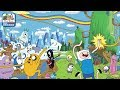 Adventure Time Jigsaw Puzzle - Solving Mathematical Puzzles, Piece by Piece (Cartoon Network Games)