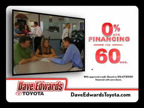 Dave Edwards Toyota  Cash For Clunkers