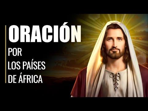 🙏 Oración por los Países de ÁFRICA por la SANIDAD Y SALVACIÓN 🌍