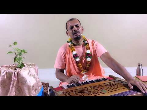 Radha Ramana Hari Bol - Kirtan On 25-07-2017 Evening