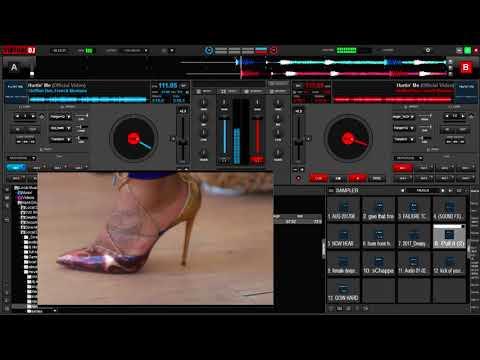 Deejay extraa virtual dj 8 mix 2018 real man