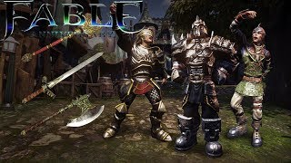 Fable Anniversary: Armoured Weapons & Outfits Pack