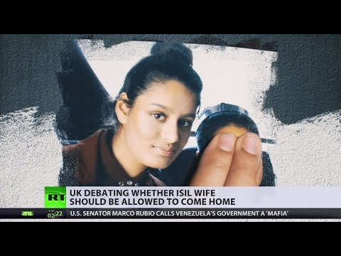 'I had a good time in Syria, now want to return': Should ISIS wife be allowed to come back to UK?