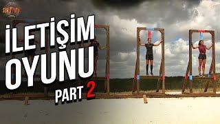 İletişim Oyunu 2. Part   22. Bölüm   Survivor Türkiye - Yunanistan
