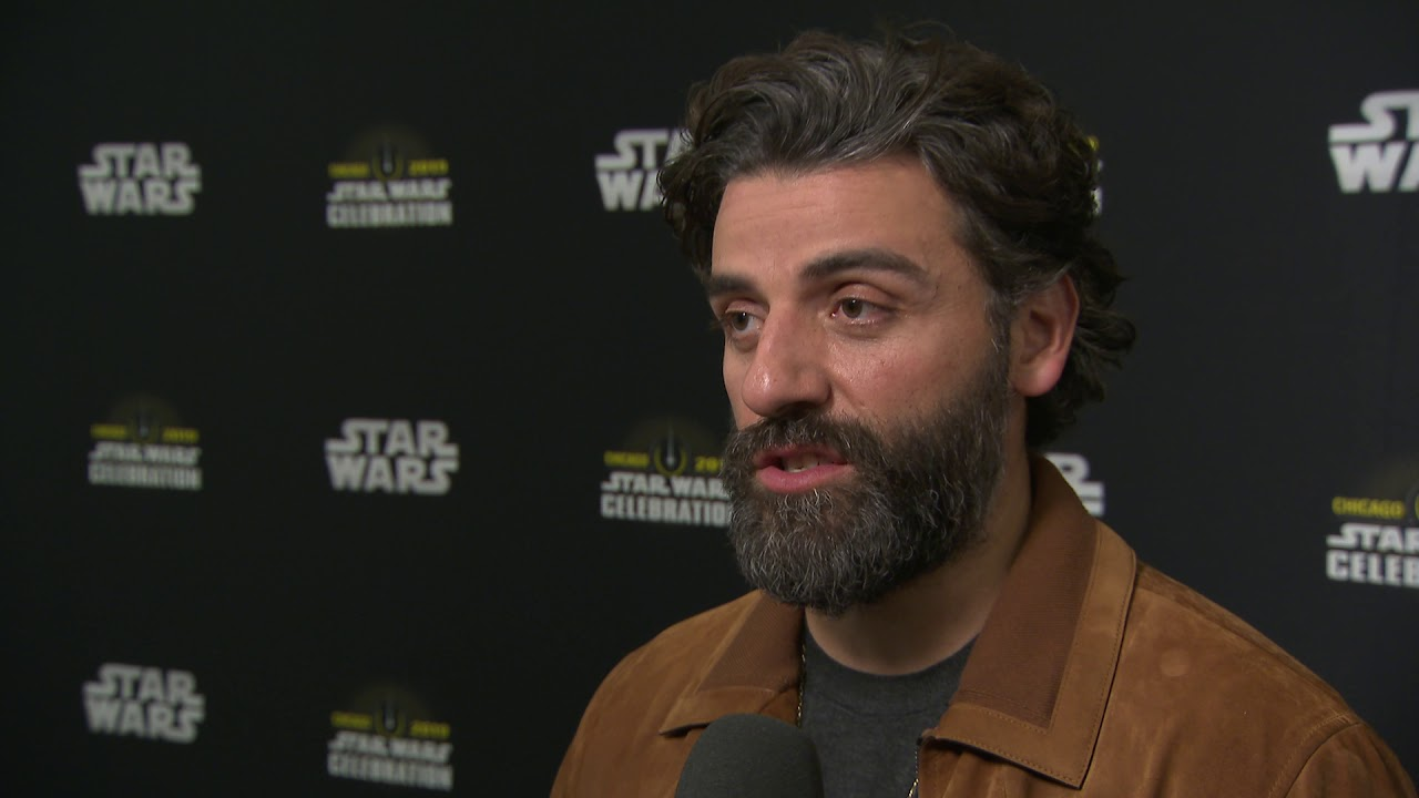 Star Wars Celebration 2019 Itw Oscar Isaac Official Video