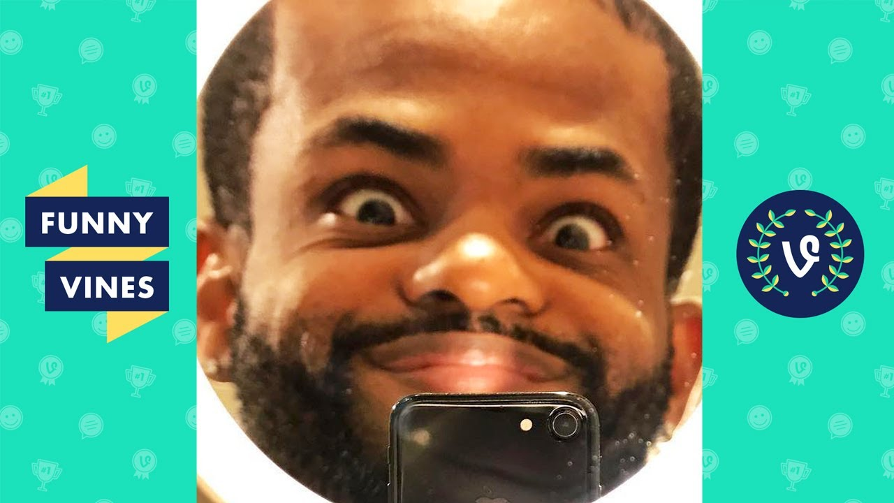 Try Not To Laugh Or Grin Best Kingbach Vinepilation  Funny Vines