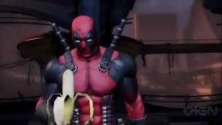 Game Universe | Deadpool - геймплейный трейлер