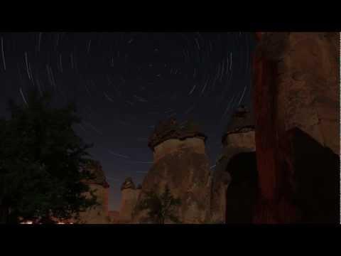Cappadocia - Star Trail 1