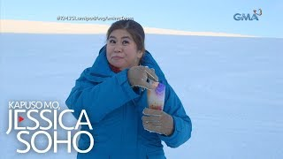Kapuso Mo, Jessica Soho: Pinoy halo-halo sa Iceland!