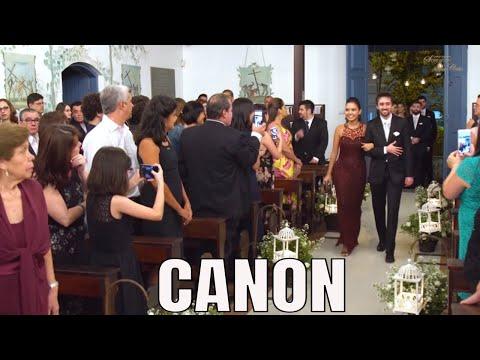 CANON in D | PACHELBEL´s Canon | WEDDING STRING QUARTET