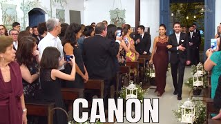 CANON in D | PACHELBEL´s Canon | WEDDING STRING QUARTET Resimi