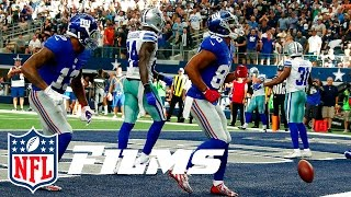 Victor Cruz's TD Leads Giants over Cowboys (Week 1) | NFL Turning Point | NFL Films