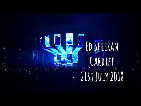 Ed Sheeran Cardiff 21st June (not July😂) 2018