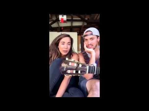 Alex & Sierra LiveStream (18/08/16)