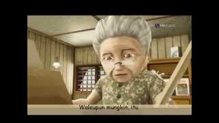 Gambar cover animasi hadad alwi   ibu