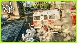 CHALLENGE ACCEPTED   Watch Dogs 2 Free Roam
