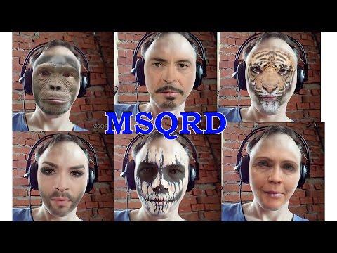 MSQRD - обзор приложения