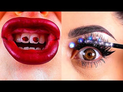 Makeup Hacks Compilation Beauty Tips For Every Girl 2020 37
