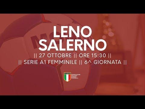 Serie A1F [6^]: Leno - Salerno 23-42