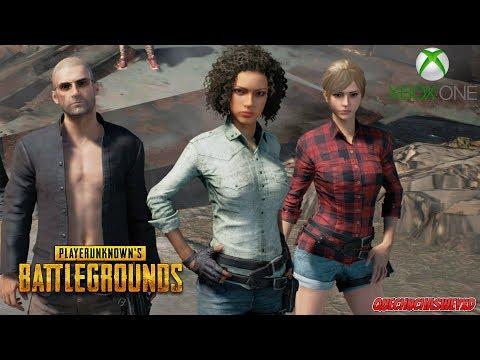 PRACTICANDO PARA EL NUEVO MAPA n.n ! PlayerUnknown's Battlegrounds XBOX ONE ESPAÑOL LATINO
