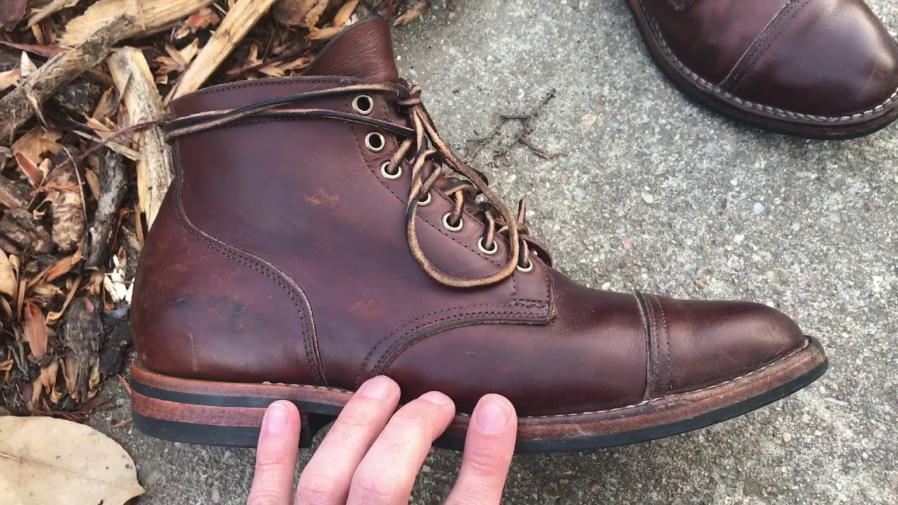f4335113c03 Viberg Service Boot Review