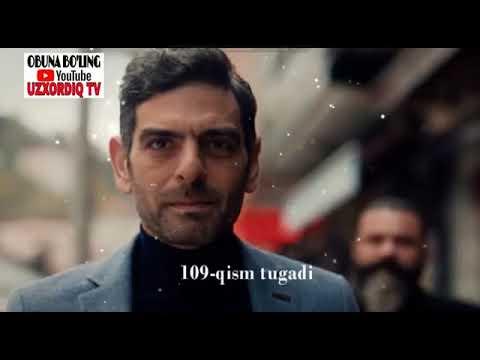 SO'YLA QORA DENGIZ 110 QISM UZBEK TILIDA TURK SERIALI СУЙЛА КОРА ДЕНГИЗ 110 КИСМ