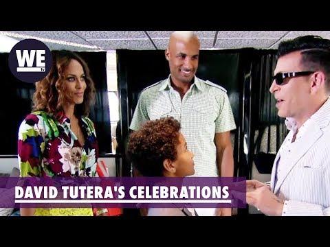 Boris Kodjoe is Blown Away!  David Tutera's Celebrations  WE tv