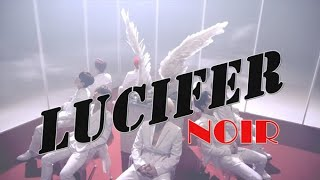 約10か月ぶりに4thミニアルバム「UP THE SKY:飛」を4/27にリリースして カムバックしたNOIR(ノワール)の新曲「Lucifer」の歌詞和訳動画です。 --------------...