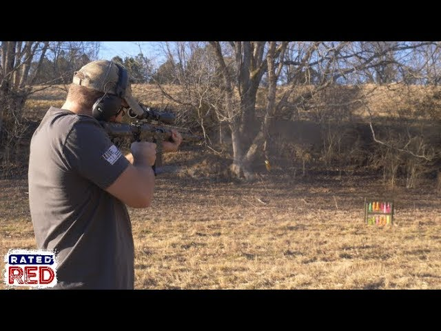 Range Testing New Targets from Do-All Outdoors