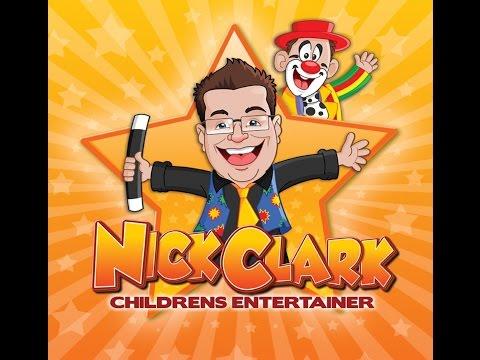 Nick Clark Chldren's Entertainer & Magician