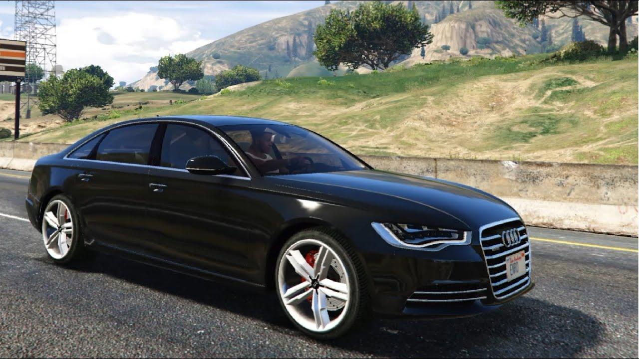 Audi A6 Gta V