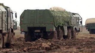 В Оренбурге подняли по тревоге ракетную бригаду