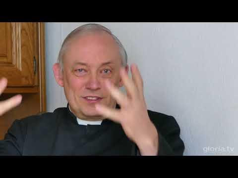 Die Neue Messe In Einer Normalen Pfarrei Ist Dem Ritus Nach Ein Kainsopfer - Kaplan Stephan Maeβen