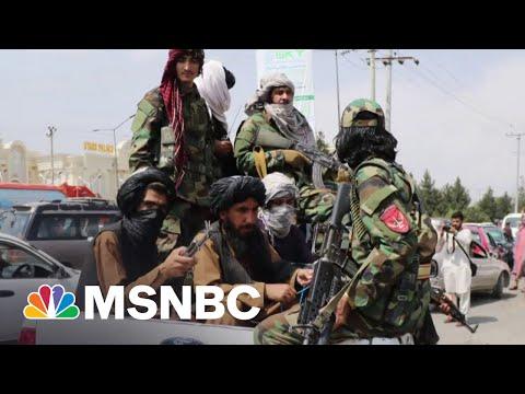 Taliban Leaders Claim Full Control Of Afghanistan